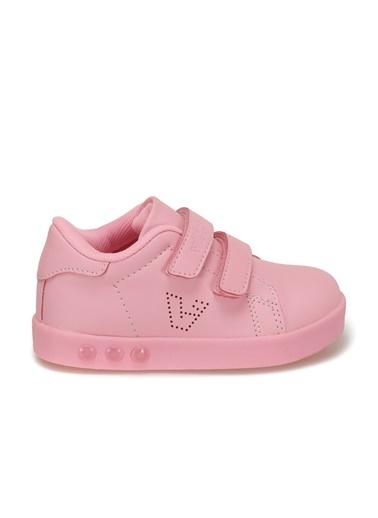 Vicco Vicco Ilk Adım Işıklı Spor Ayakkabı Kız Çocuk  Pembe